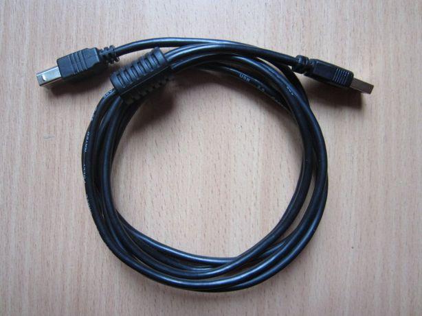 USB Кабель для принтера, сканера, МФУ (1метр 70 см)