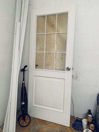 Отдаю дверь 80х195