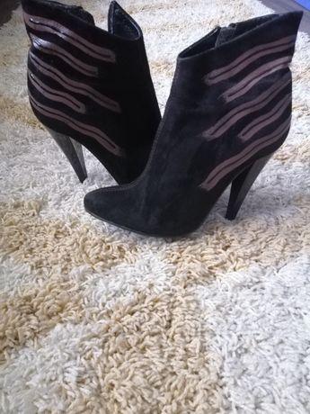 Ботиночки - ботильены женские натуральные