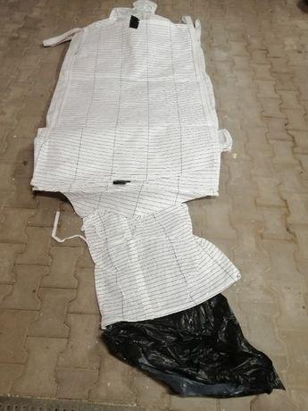 big bag bags 200 cm wkład foliowy na kukurydze mielone ccm HURT