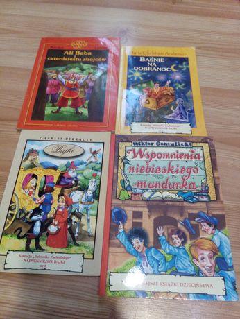 4 książki za 5 zł