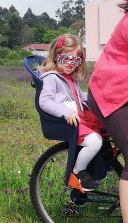 Cadeira para bicicleta