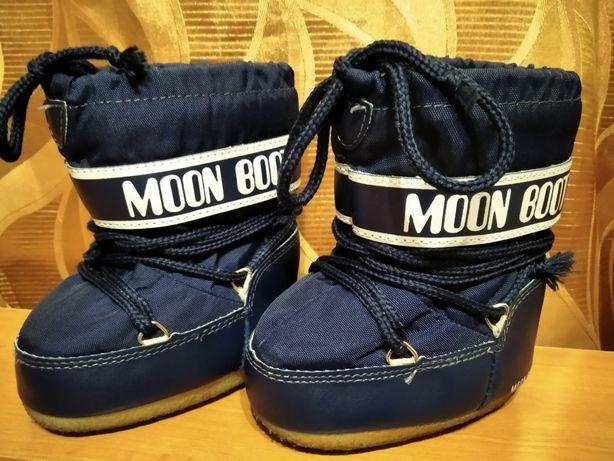 Снегоходы Moon Boot