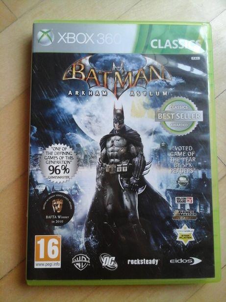 Batman Arkham Asylum X360