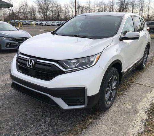 Продам Honda CR-V EXL 2021