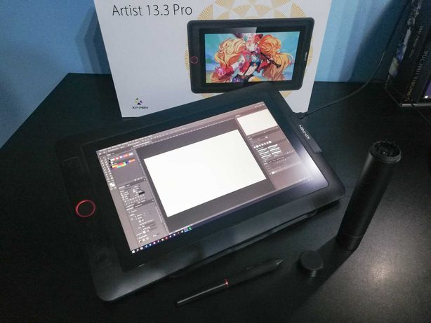 Profesjonalny Tablet graficzny XP-Pen Artist 13.3 Pro - IDEALNY STAN