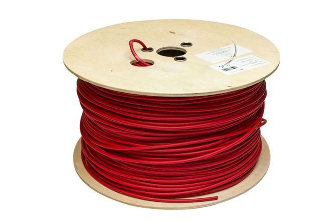 Przewód kabel solarny fotowoltaika 6mm H1Z2Z2-K czerwony