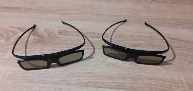 Okulary 3D samsung 2szt