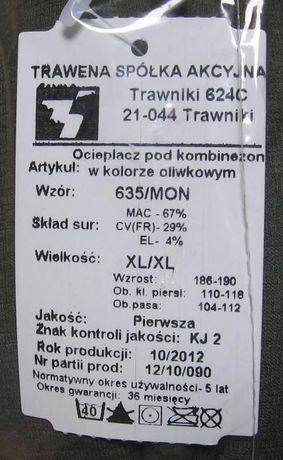 OCIEPLACZ bielizna 635MON wz 2010 NOWY