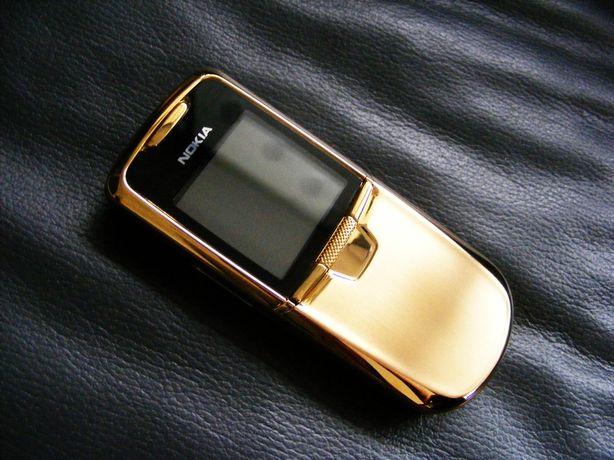 Nokia 8800 Gold Edition (24k złoto, oryginał)