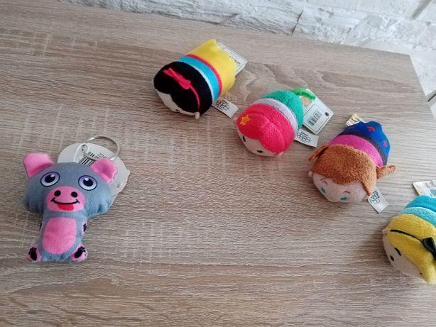Disney Tsum Tsum maskotki nowe zestaw
