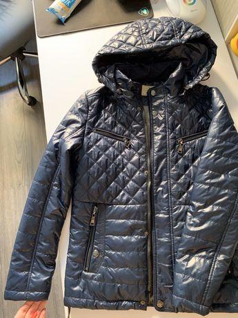 Стёганная детская куртка