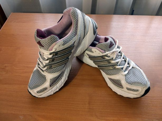кроссовки женские Adidas 25 см.