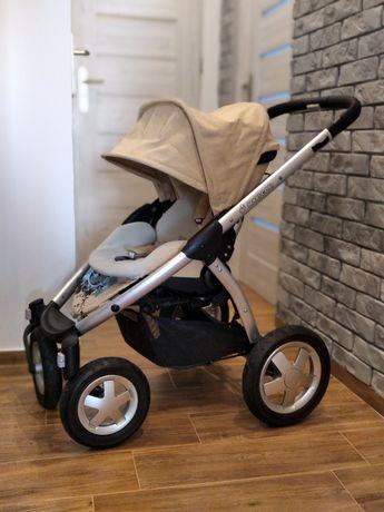 Wózek Maxi Cosi Mura 3w1 + baza easyfix