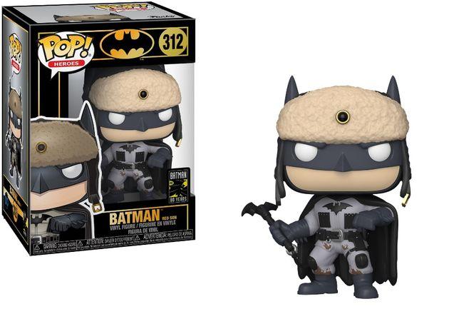 BATMAN Figurka Funko POP HEROES 80 lecie (Funko Pop! nr 312)