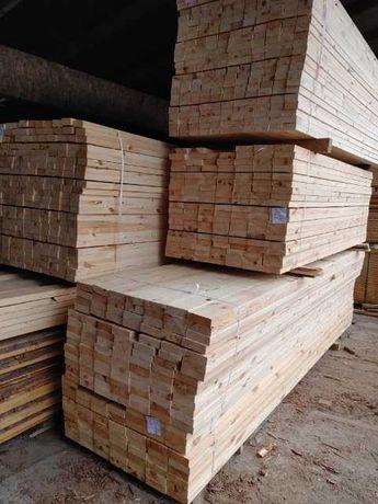 Drewno konstrukcyjne C24 certyfikowane