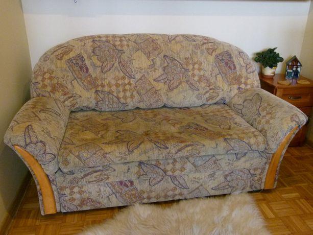 Sofa amerykanka 2-osobowa kanapa rozkładana - stan bdb
