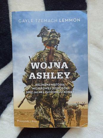 """Wciągająca historia '' Wojna Ashley"""""""
