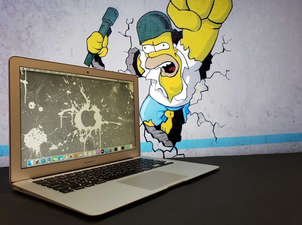 Ноутбук MacBook Air 13'' MD760 2013 i5 / 4 GB / SSD 128 GB / ГАРАНТИЯ!