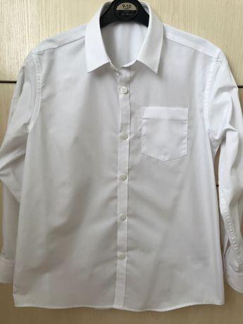 Школьная рубашка NEXT 9 лет 134 см.