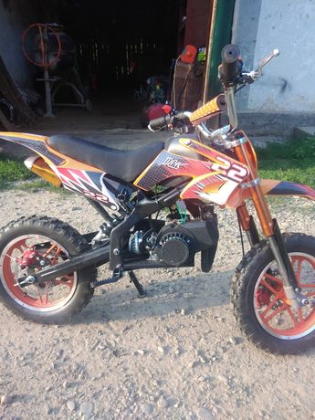 Дитячий мотоцикл Pitbike