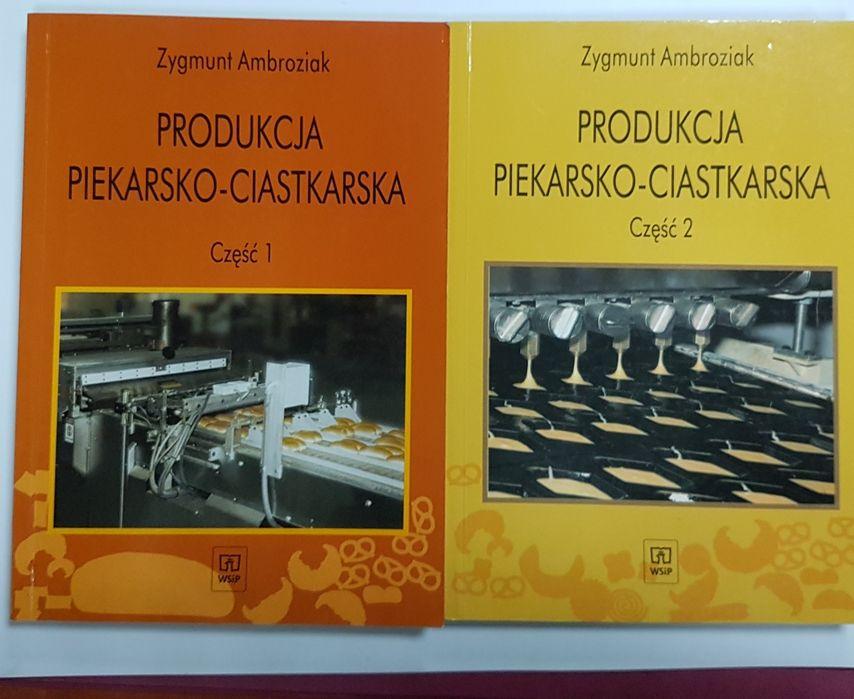 Ambroziak Produkcja piekarsko - ciastkarska 1 i 2 Warszawa - image 1