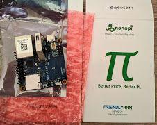Nanopi Neo 3 1GB mikrokomputer - mocniejsze raspberry pi NOWY