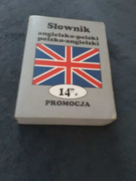 Słownik angielsko polski i polsko angielski