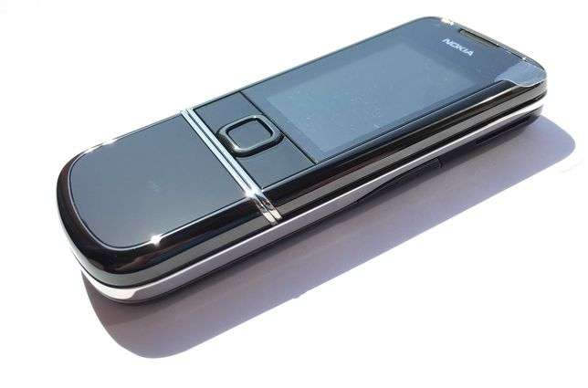 Nokia 8800 Arte Black - НОВИЙ ! - 100% Оригінал ! - vintage phone -