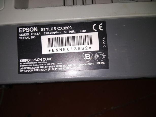 Принтер Epson 3200