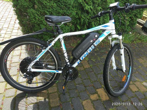 Rower elektryczny 1500 W/48V/14,5Ah Kross