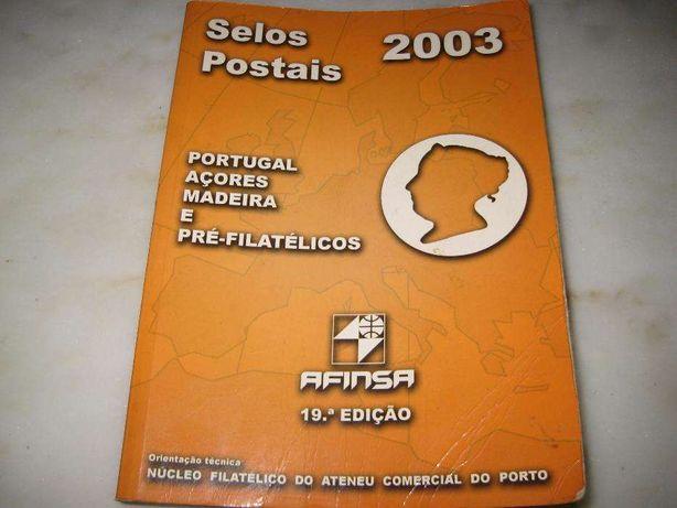 Catálogos Afinsa-Selos postais Portugal, Ilhas -1993 a 2003