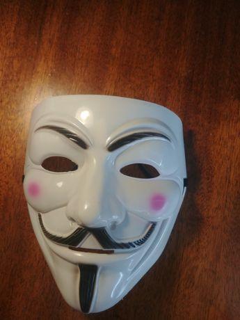 Маски из фильма Vendetta или маска Гая Фокса