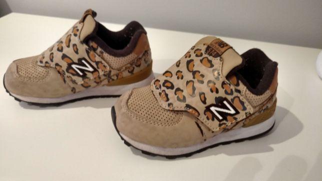 Buty dziecięce New Balance