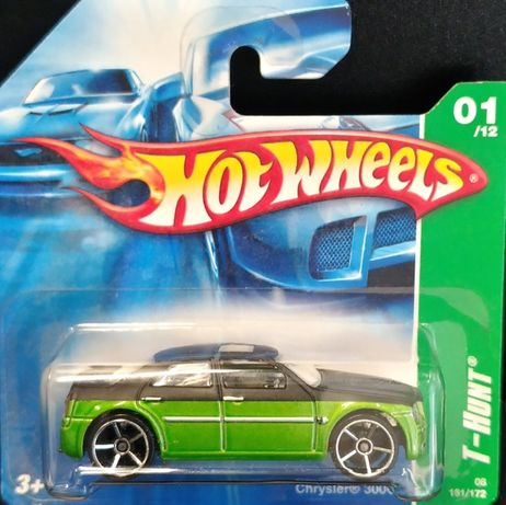 Hot Wheels - Chrysler 300C T-Hunt