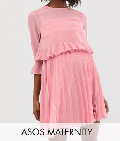 Sukienka ASOS ciążowa