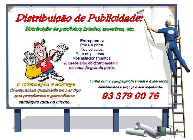 Distribuição de Publicidade