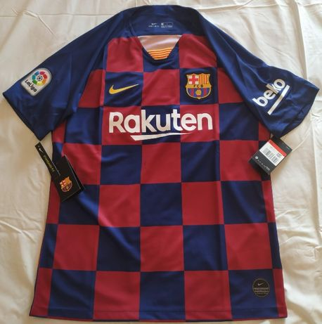 Camisola Oficial do Barcelona Época 2019/20