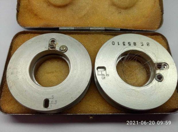 магнитная проволока для самописцев мс,мн-61 и д.р.  -  ЭИ 708А