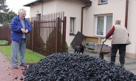 Dobry Węgiel Dostawa GRATIS Silesia 28,5MJ/kg energetyczny orzech
