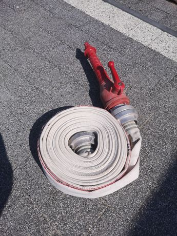 Wąż hydrantowy 15m plus lanca