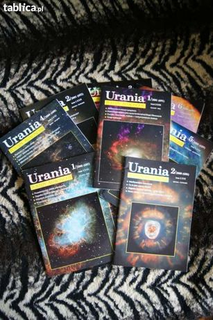 Urania, przeglad astronomiczny
