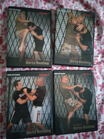 Pack DVDs Dirty Boxing de Daniel Sullivan