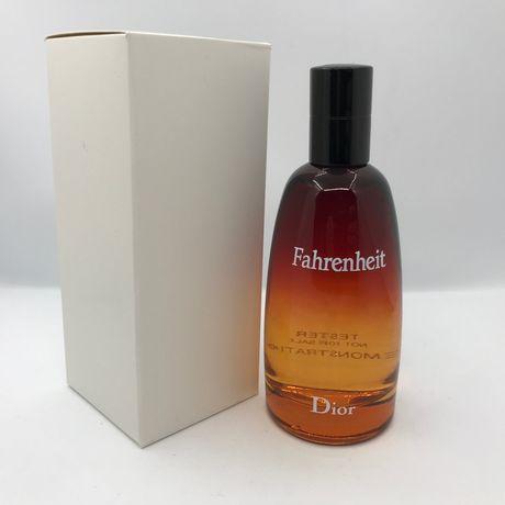 Dior Fahrenheit Tester Оригинал Диор Фаренгейт Тестер Духи Діор Парфум