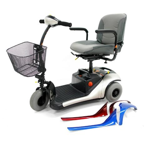 Skuter, wózek inwalidzki elektryczny Shoprider Harmony
