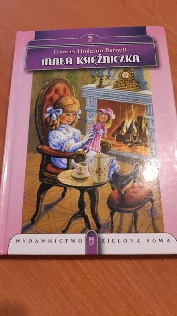 """Książka """"Mała Księżniczka"""""""