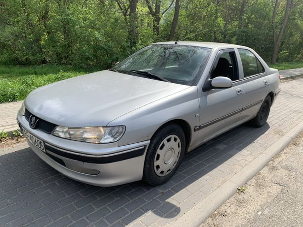 Peugeot 406 super auto od 12 lat w jednych rekach zobacz zamiana