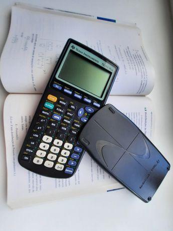 Calculadora gráfica texas TI 83 Plus