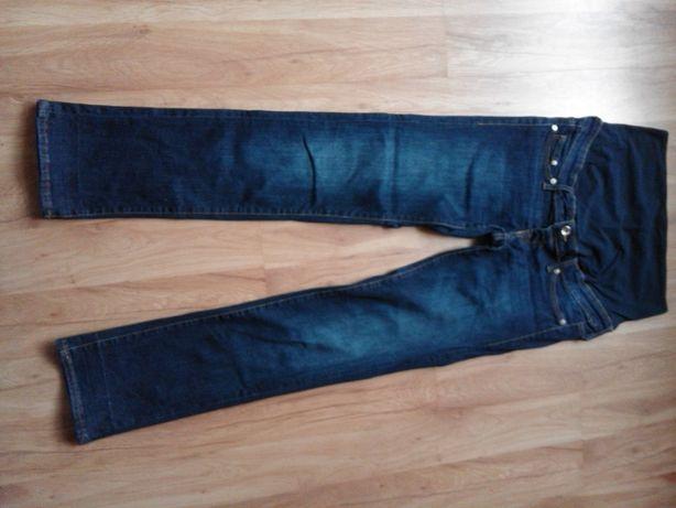 Spodnie ciążowe H&M 36 jeansy