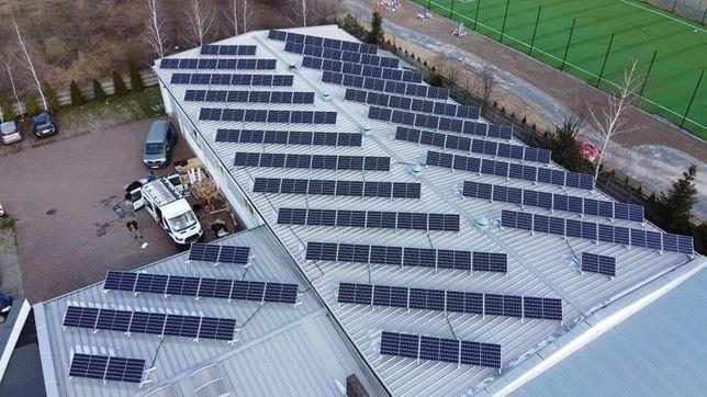Fotowoltaika,panele słoneczne,instalacje fotowoltaiczne,10kW
